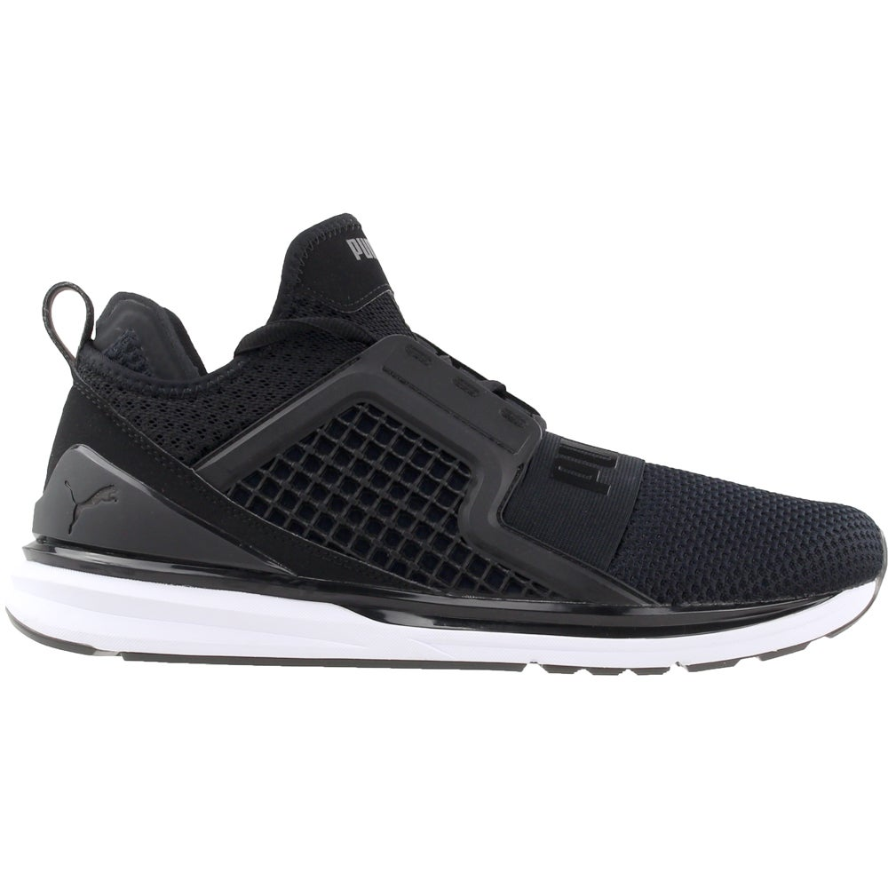 Details about Puma Ignite Limitless Weave Sneakers - Black - Mens d43973791