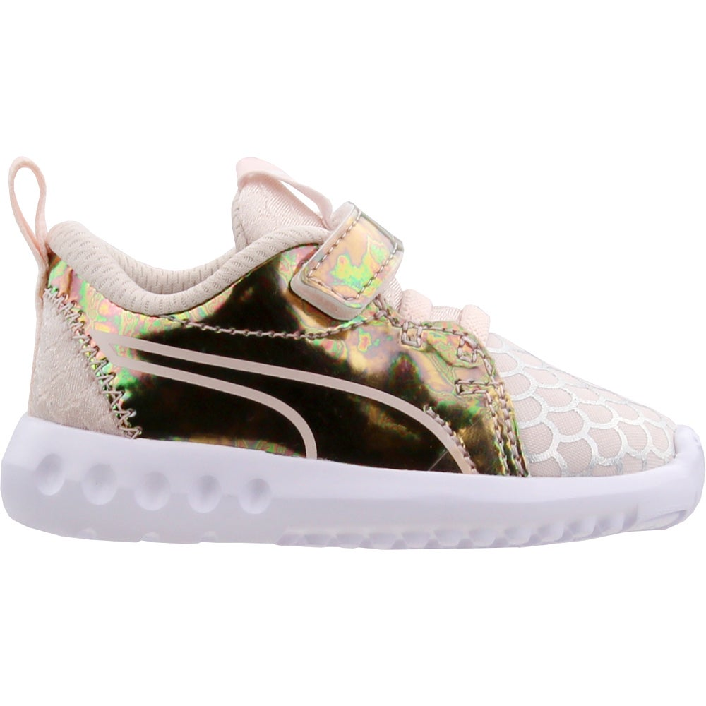 Details about Puma Carson 2 Mermaid AC Infant Sneakers Pink Girls