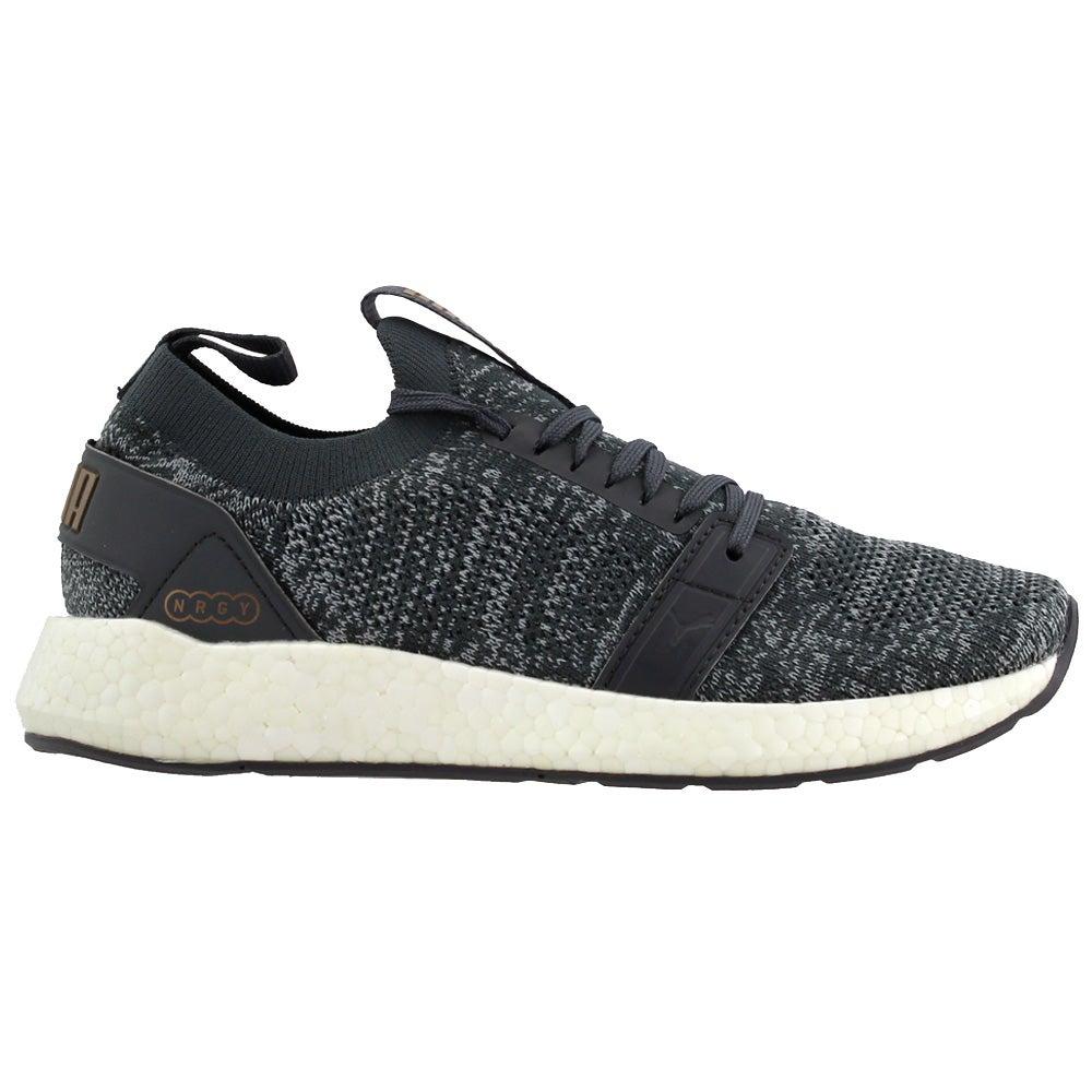 Puma Nrgy Neko Knit Running Shoes Black