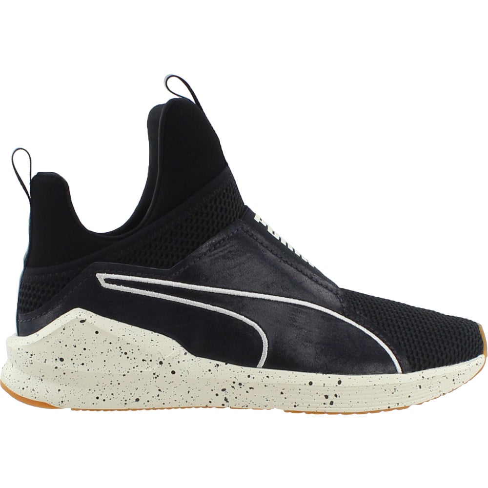 beded43f4612 Details about Puma Fierce Solstice Sneakers - Black - Womens