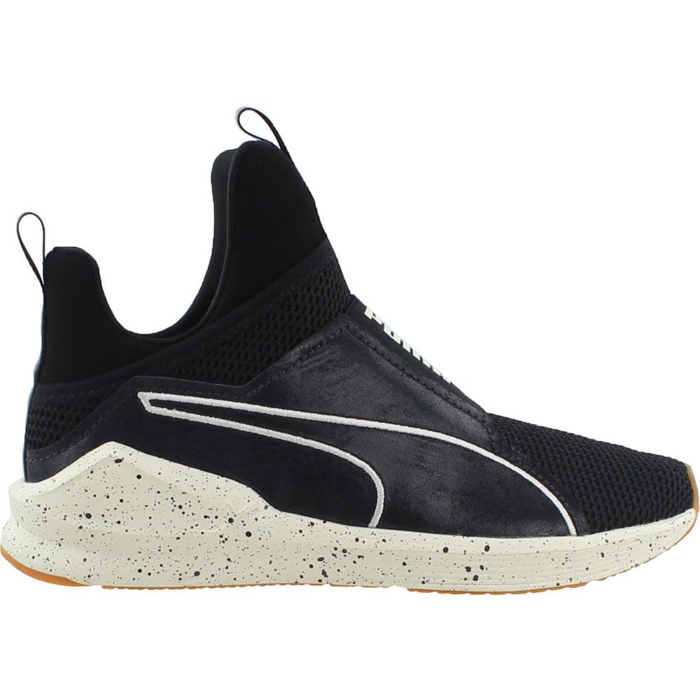 5ce3e1f891e Details about Puma Fierce Solstice Sneakers - Black - Womens