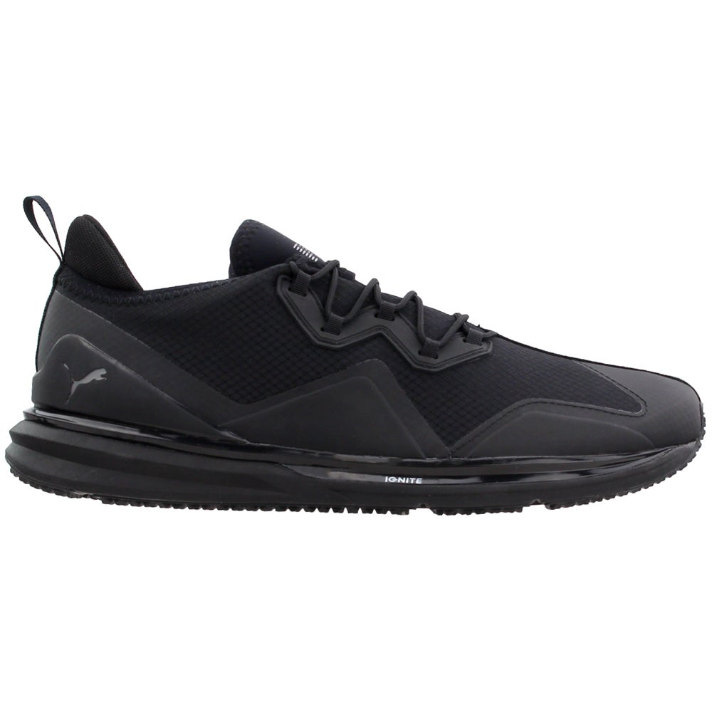 85e2fed0d3 Details about Puma Ignite Limitless Initiate - Black - Mens