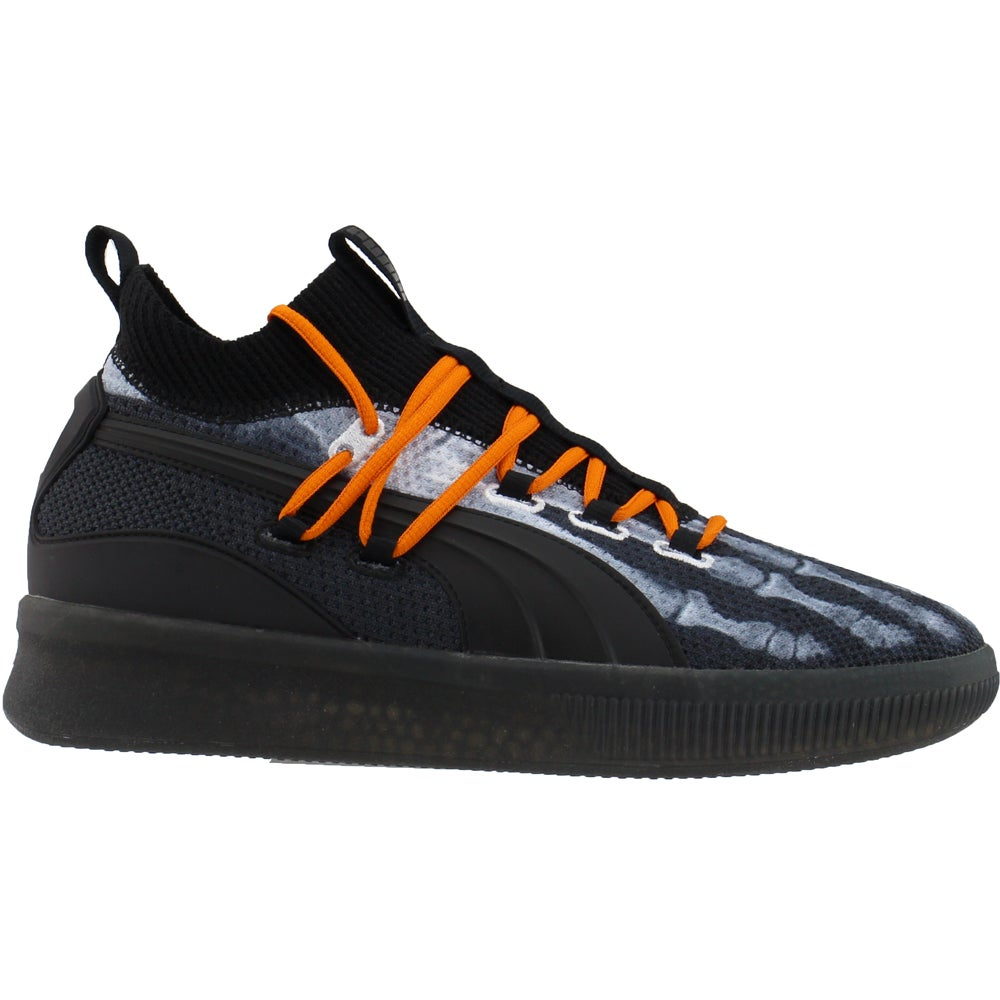 puma clyde basketball sneakers