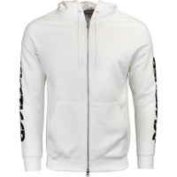 Deals on ASICS Big Logo Sweat Full Zip Hoodie