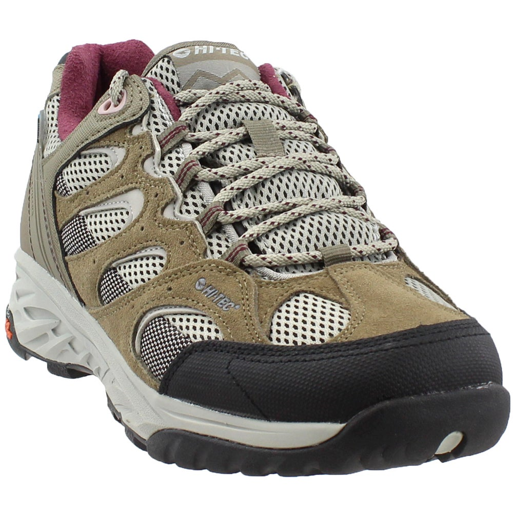 Hi-Tec V-Lite Wildfire Low I Waterproof Hiking Stiefel - Taupe Taupe Taupe - damen 7f6b22