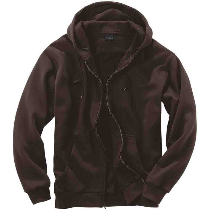 Thermal Lined Zip Hoodie