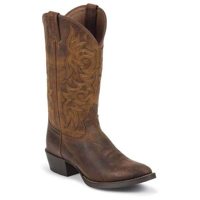 Rugged Tan Cow 13in