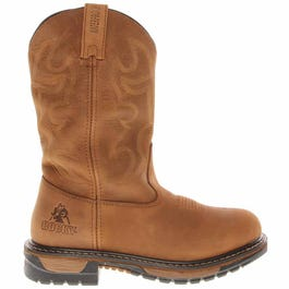 11 inch Original Ride Branson Roper Waterproof Western Boots