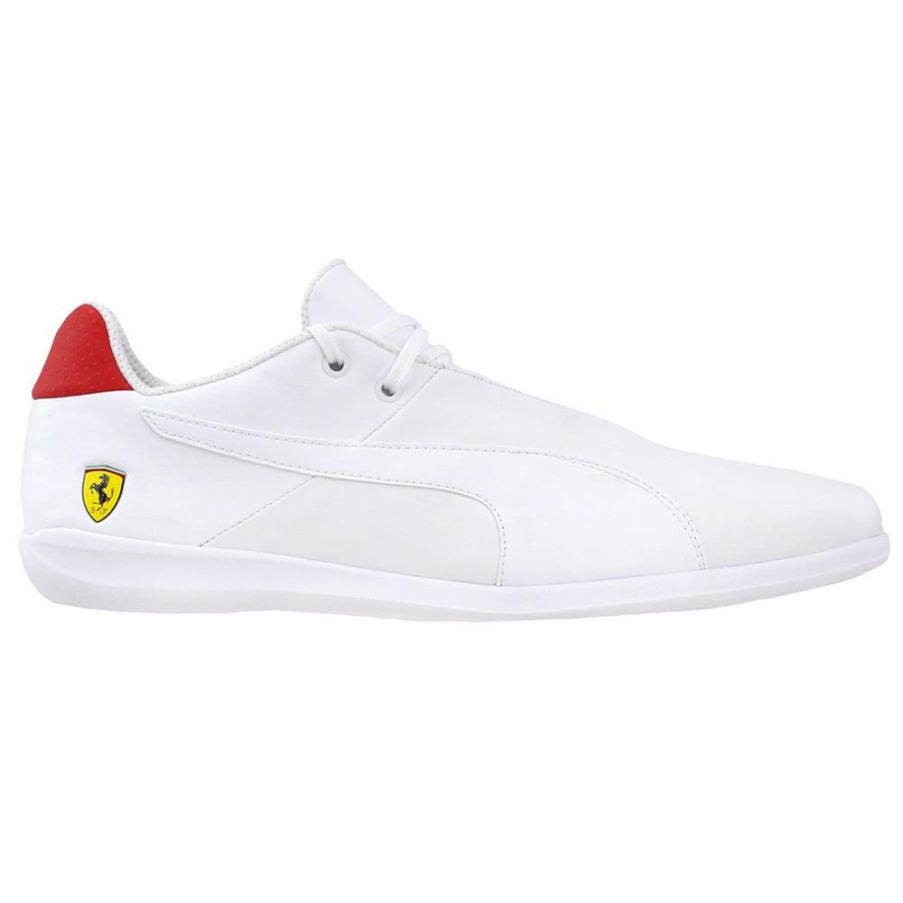 4f4ab290210c Details about Puma Ferrari Future Cat Sneakers - White - Mens