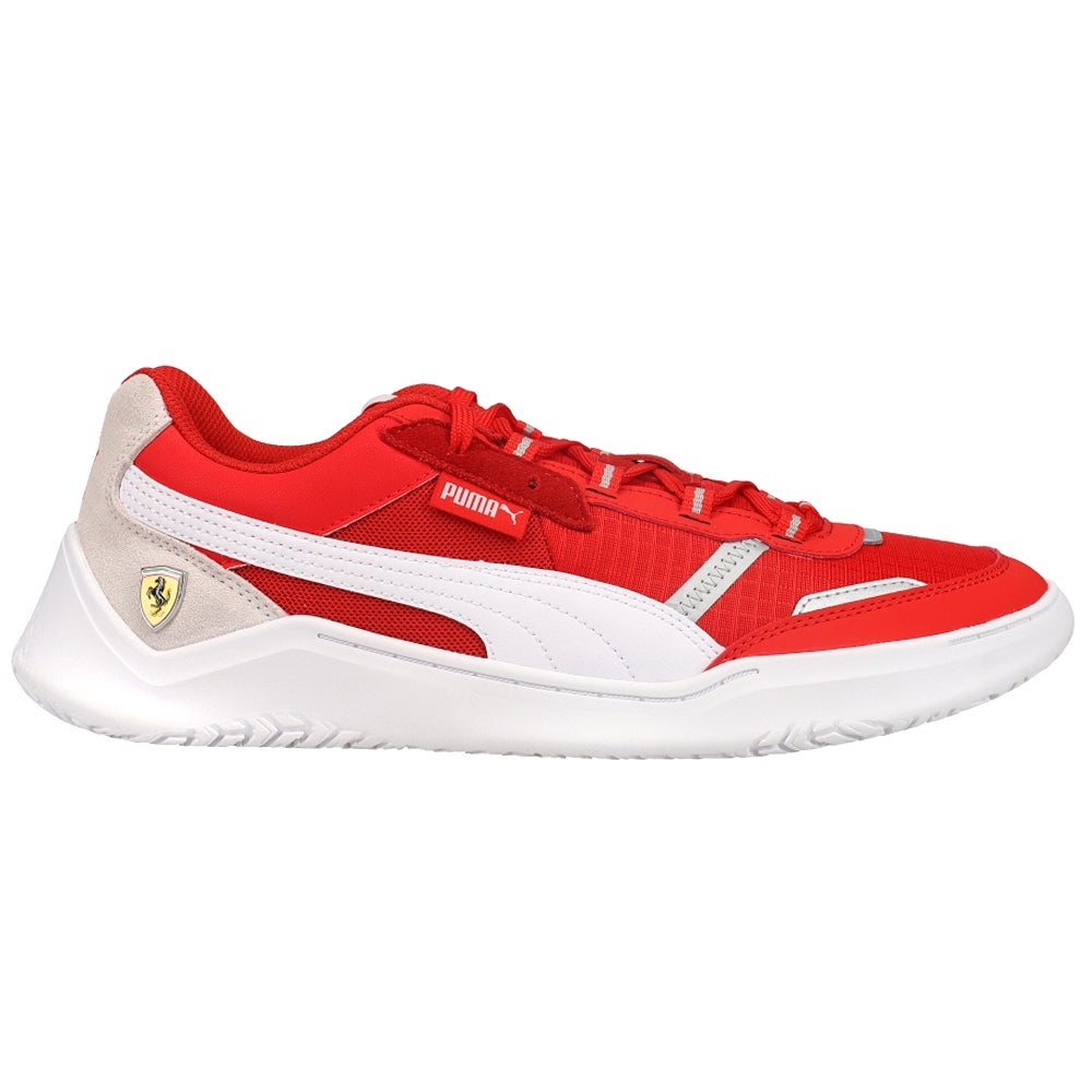 Scuderia Ferrari Race DC Future Lace Up Sneakers