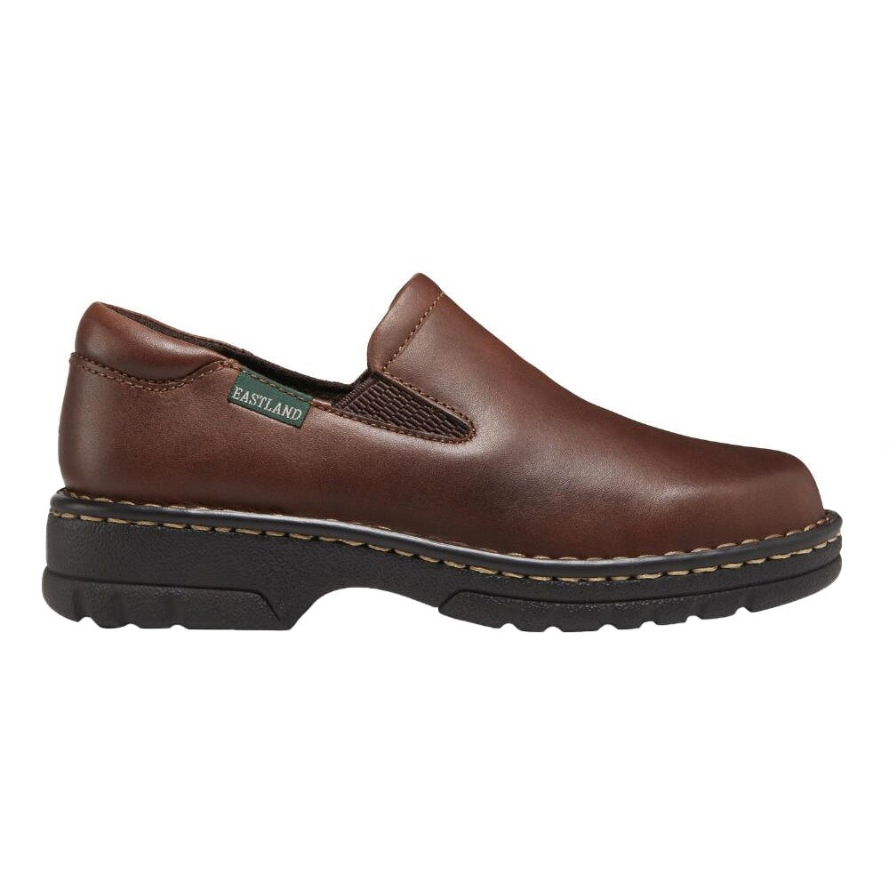 2936242429 Details about Eastland Newport - Brown - Womens