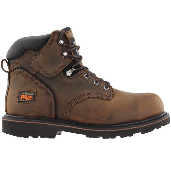 Pit Boss 6 Inch Steel Toe Work Boots