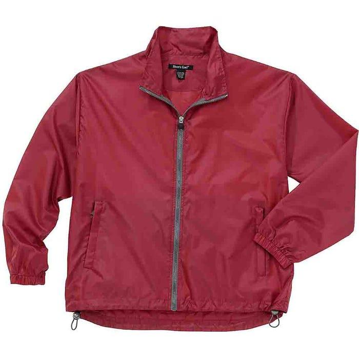 River's End Lightweight Full Zip Jacket