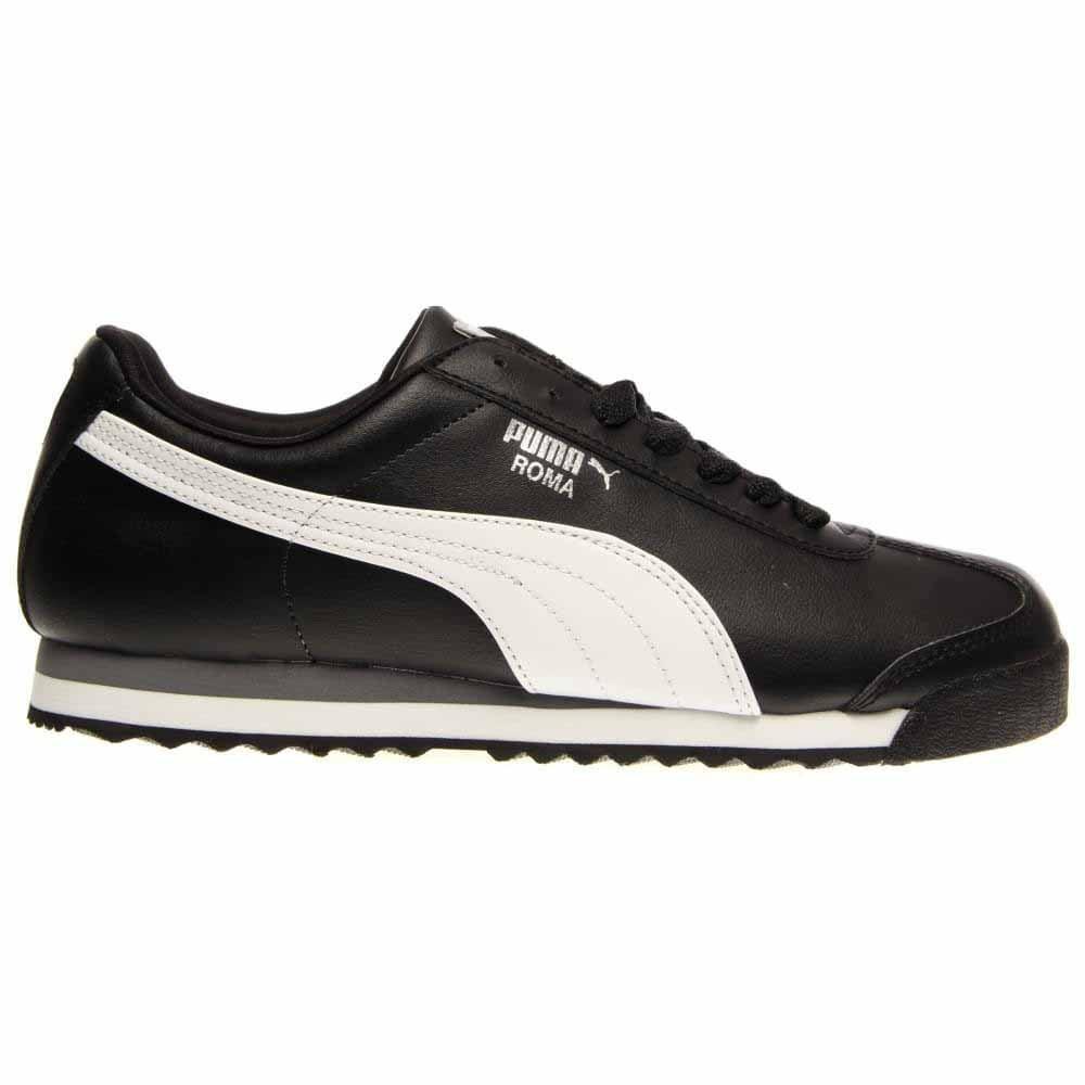 003fe252fc Details about Puma Roma Basic - Black - Mens