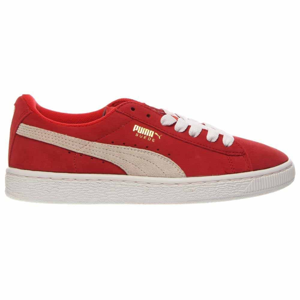 Puma Suede Lace Up Sneakers (Toddlers