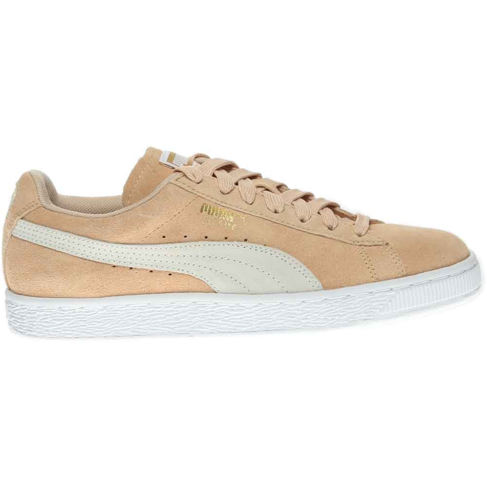a282b99f450 Details about Puma Suede Classic Sneakers - Beige - Womens