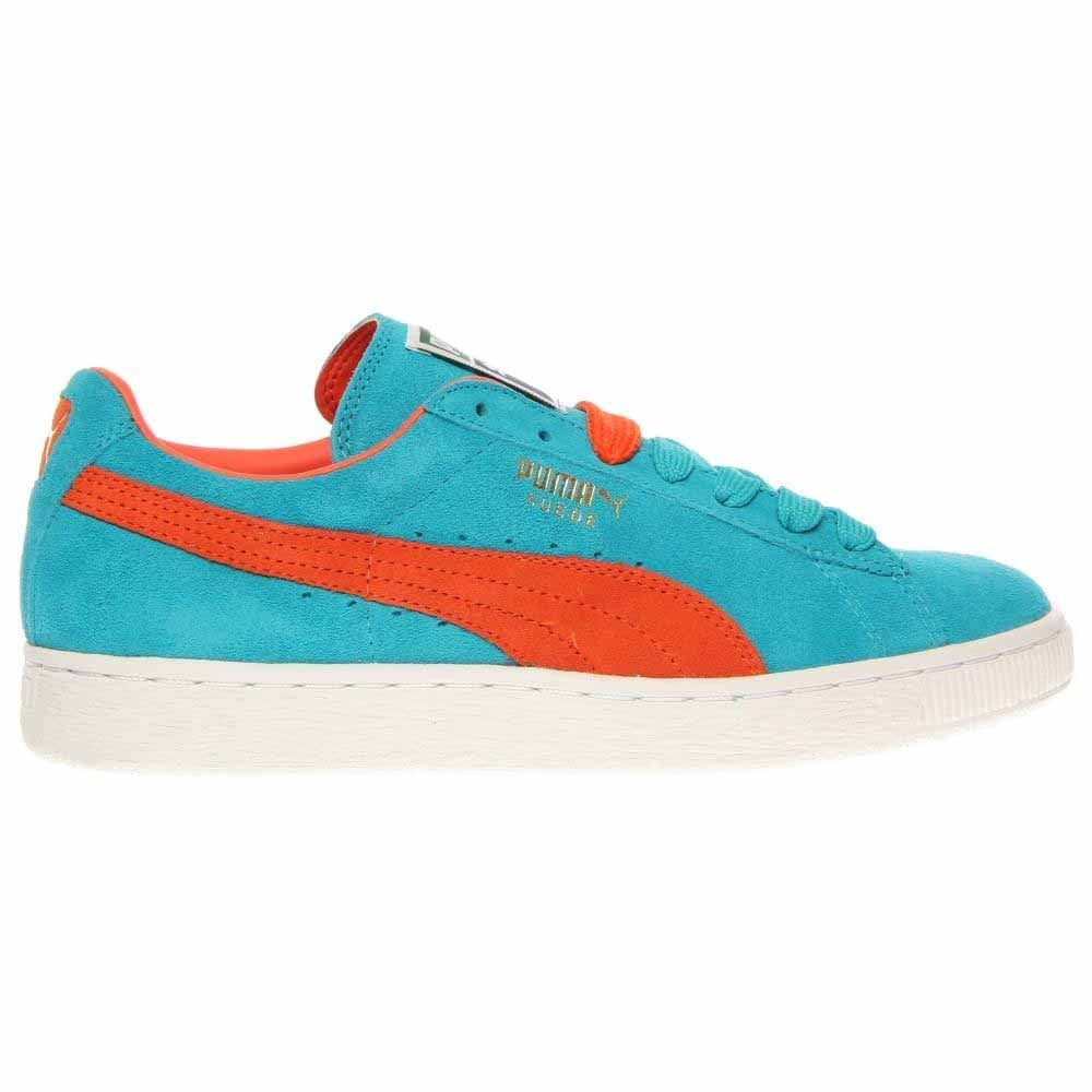 Puma Suede Classic + Blue - Mens  - Size 10