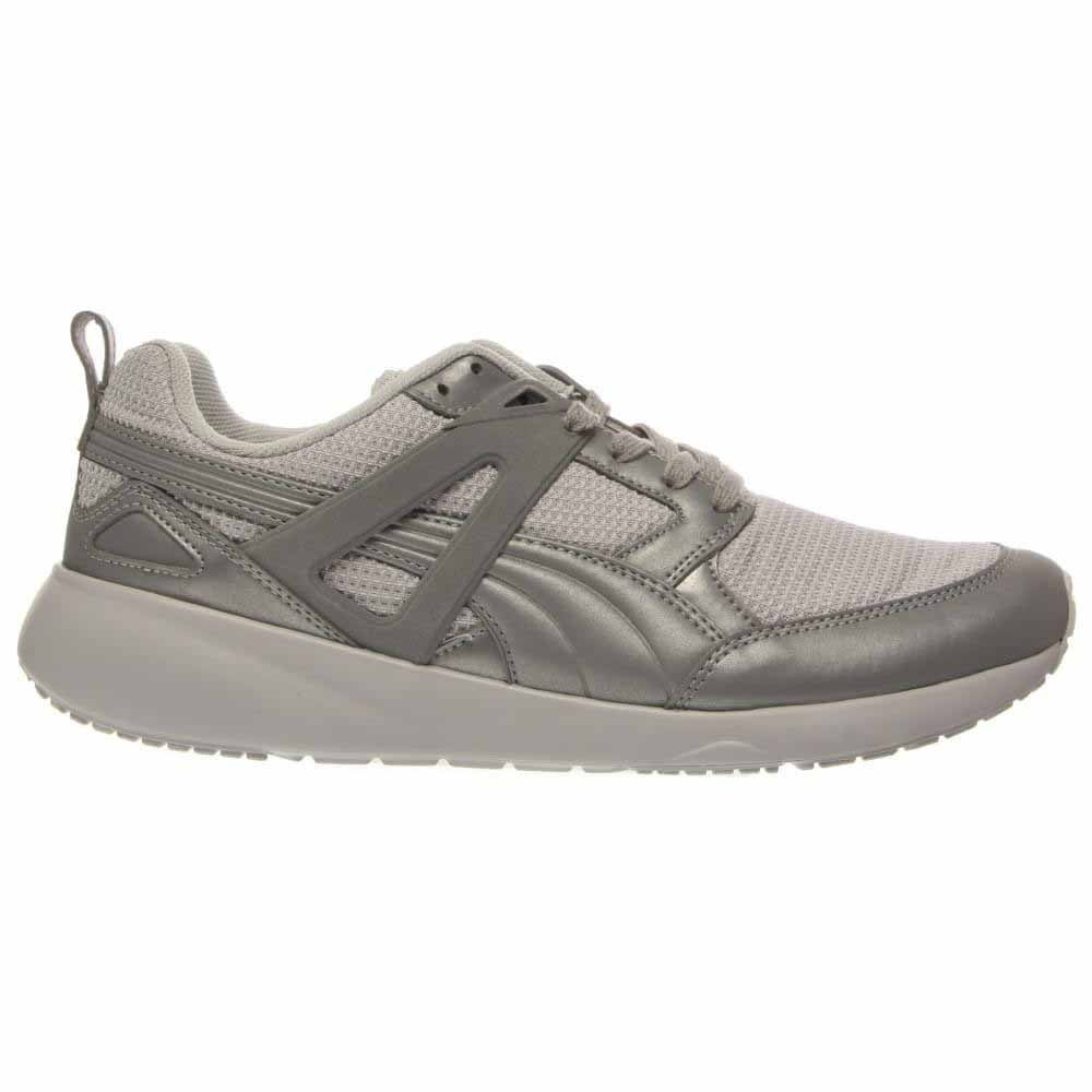 Puma Aril Reflective Men's Sneakers Silver - Mens  - Size 11