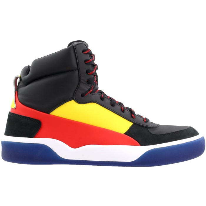 72cb7ddbe9e3 Puma MCQ Brace Mid Black Athletic Inspired Shoes and get free shipping on  orders more than  75