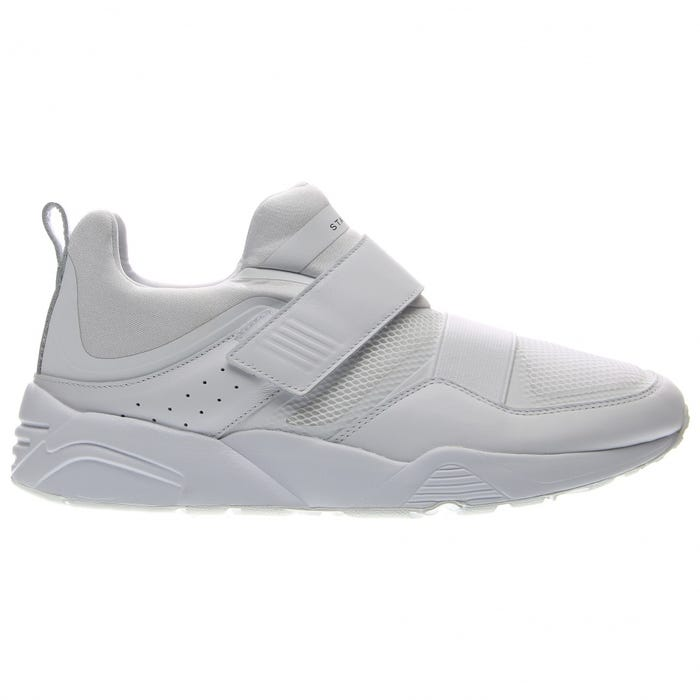 22db4cbcc90e Puma Blaze of Glory Strap X Stampd White Sneakers and get free shipping on  orders more than  75