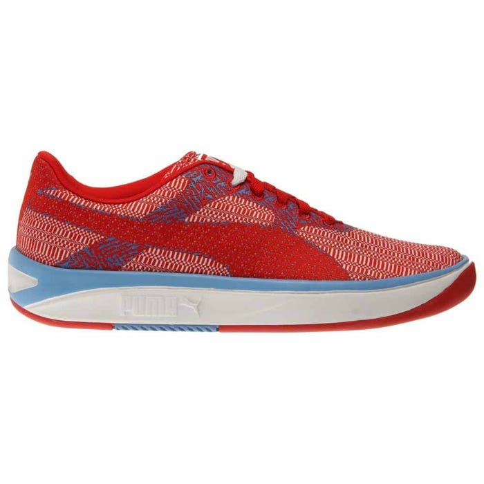 442184b3f9fa Puma GV 500 Woven Mesh Red Performance Tennis Shoes and free shipping on  orders more than  75