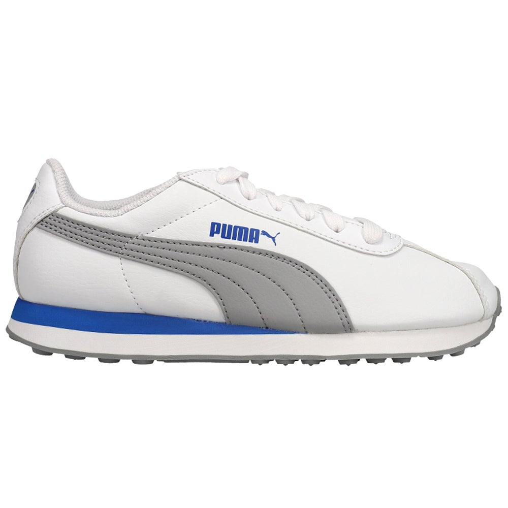 Puma Puma Turin Lace Up Sneakers White Mens Lace Up Sneakers