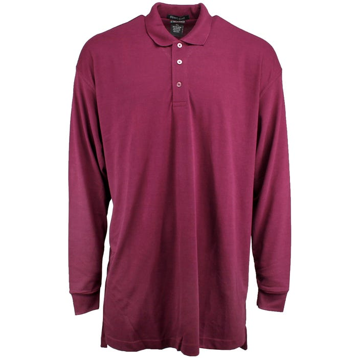 Long Sleeve EZCare Sport Polo Shirt