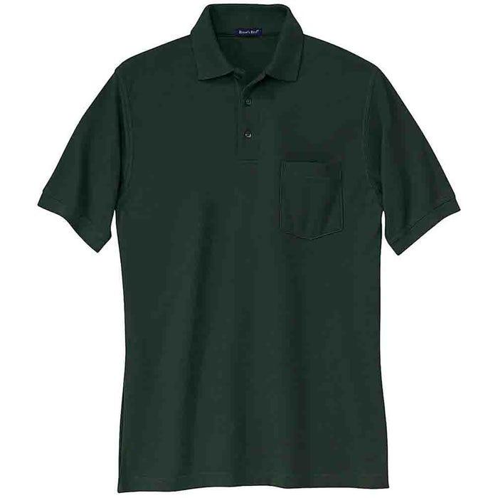 Short Sleeve EZCare w/Pocket