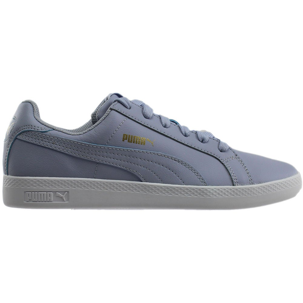 Puma Smash L Blue - Womens - Size