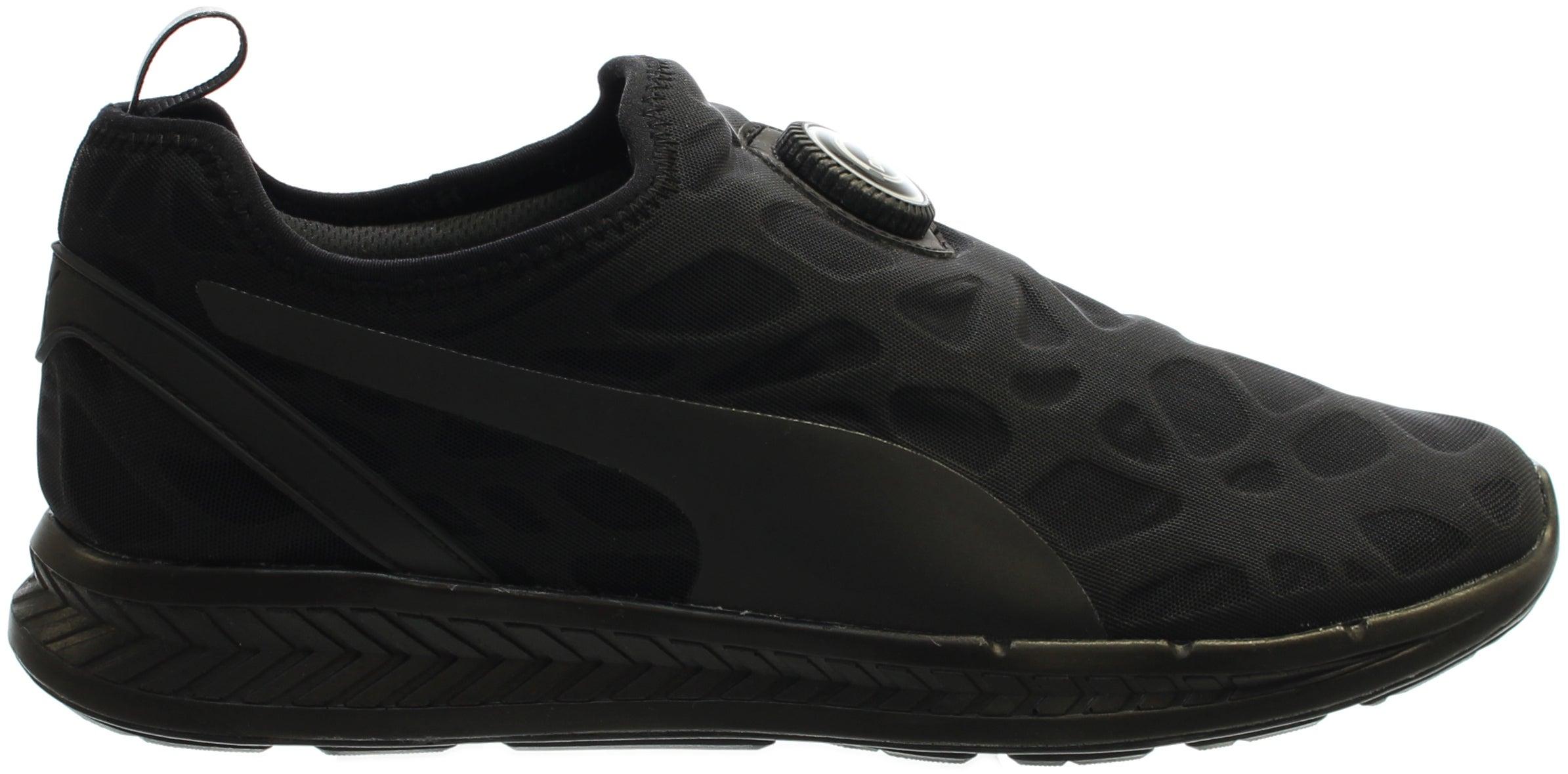 Puma Disc Sleeve Ignite Foam Black - Mens  - Size 10.5