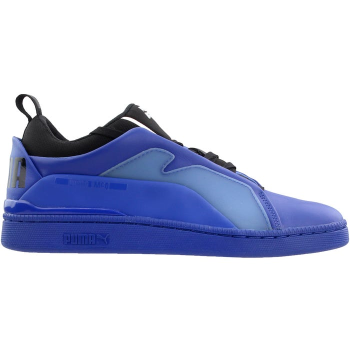 Puma MCQ Brace Lo Blue Shoes and get free shipping on orders more than  75 32f10ca9f1
