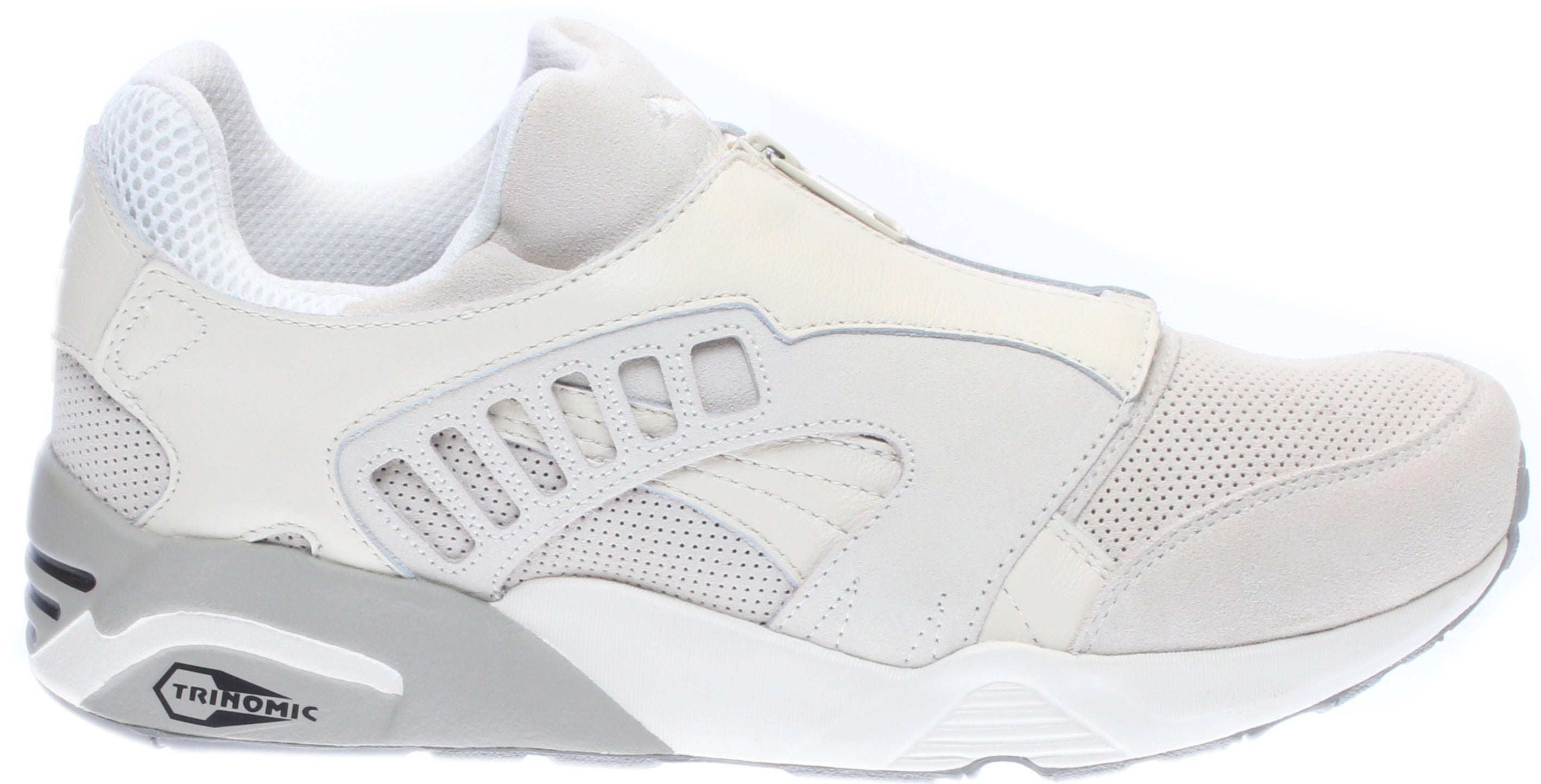Puma Trinomic Zip White - Mens  - Size 11.5