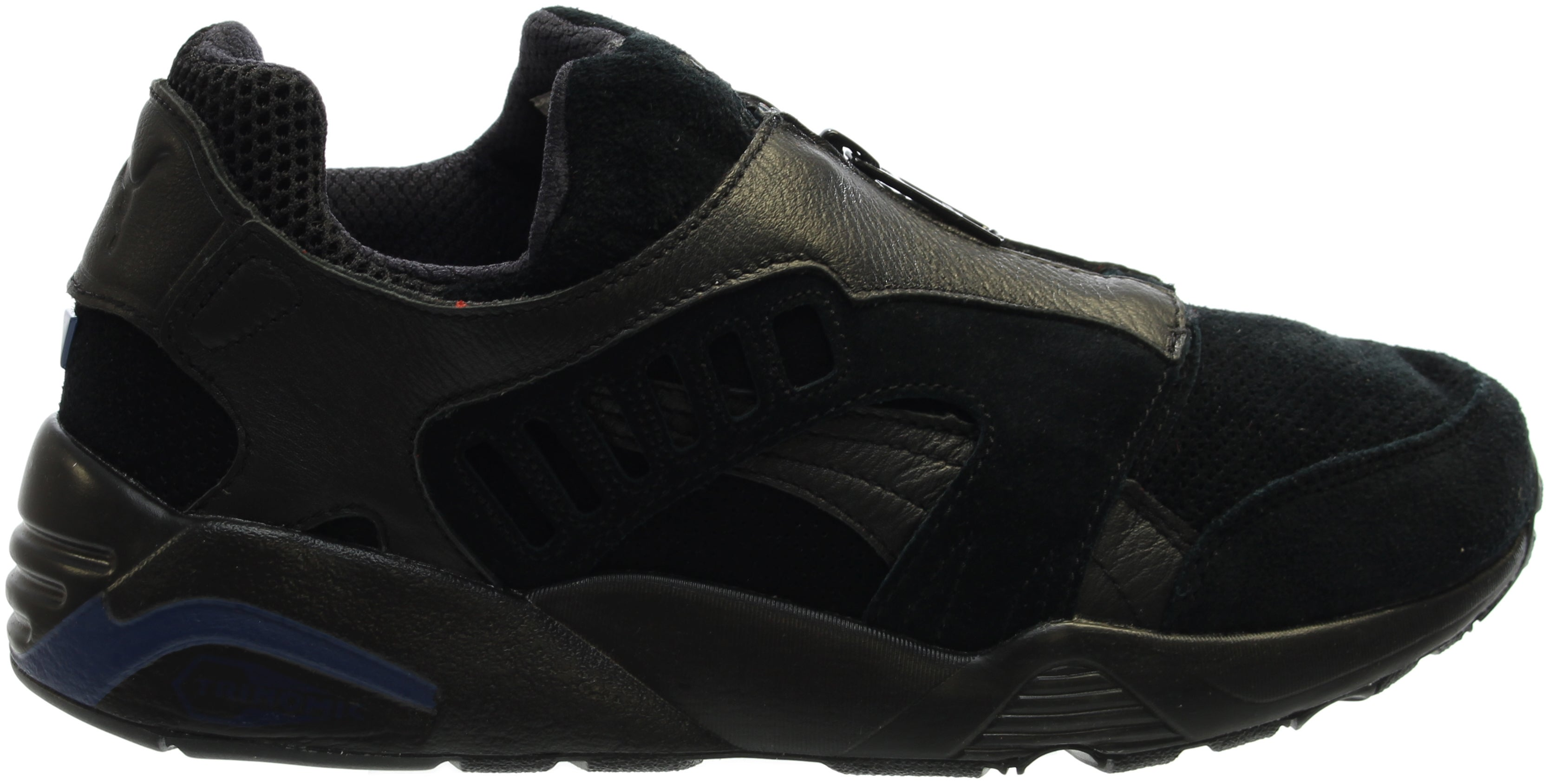 Puma Trinomic Zip Black - Mens  - Size 7.5