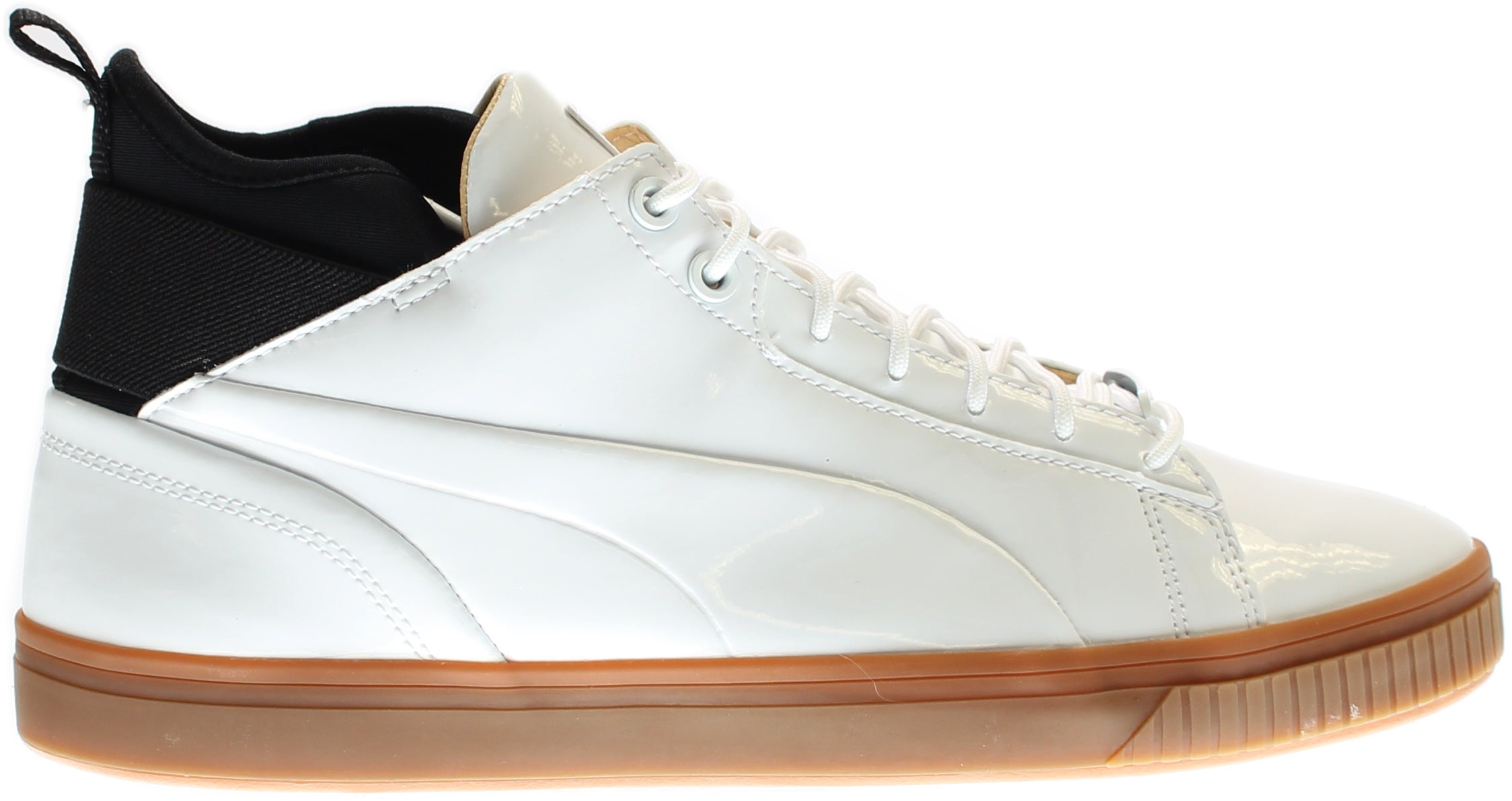 Puma Play Nude White - Mens  - Size 8