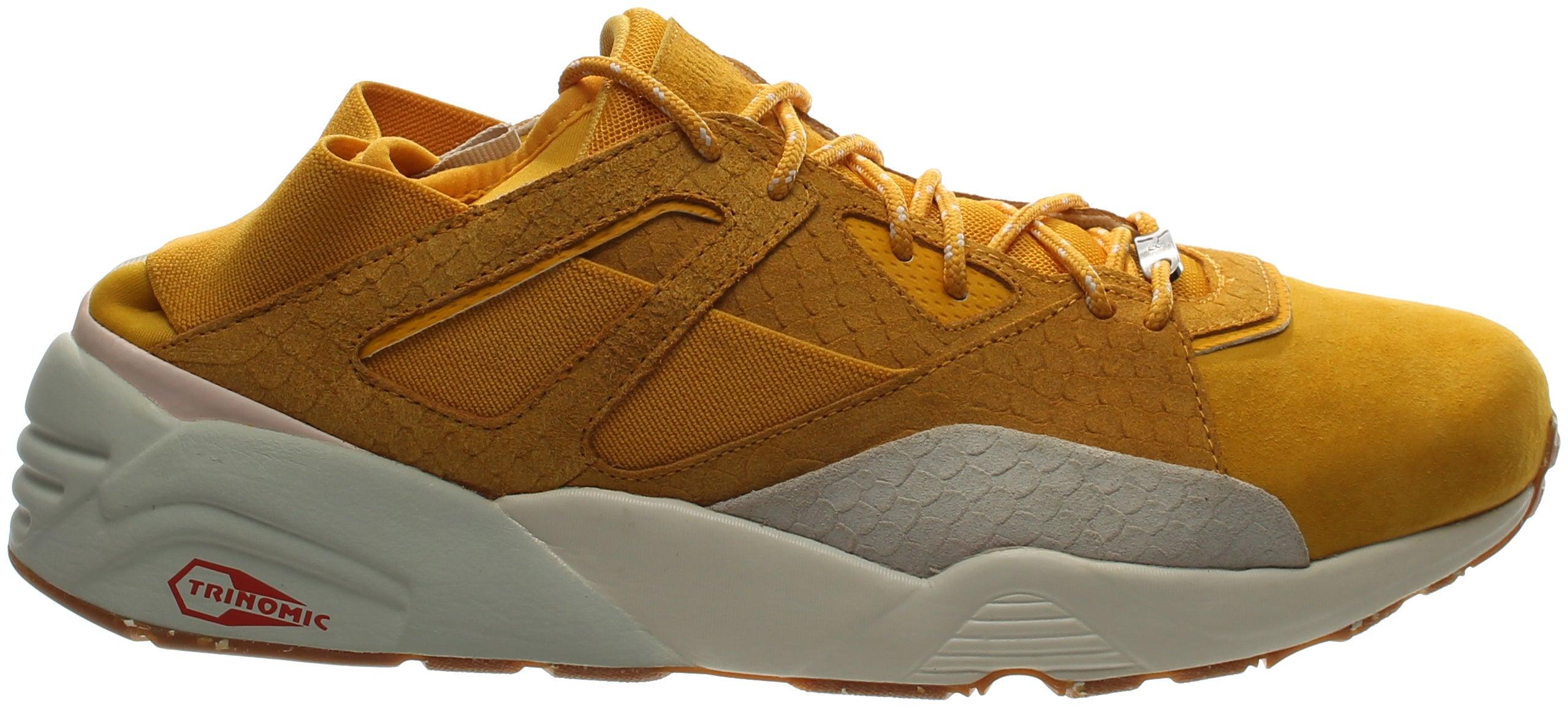 b51d3e81e1179 Puma Blaze Of Glory Sock Ice Cream Sneakers - Yellow - Mens | eBay