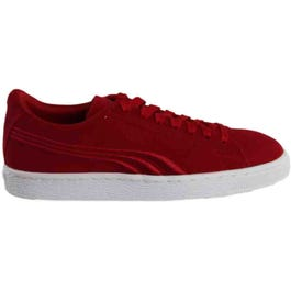 Suede Classic Badge Junior