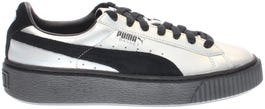 Puma Basket Creeper Metallic Black Athletic Inspired Shoes and get ... 301717050