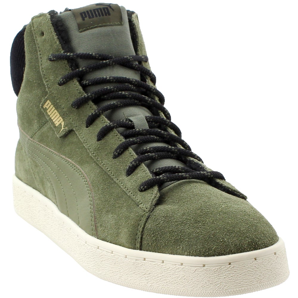 Puma 1948 Mid Corduroy Lace Up Sneakers