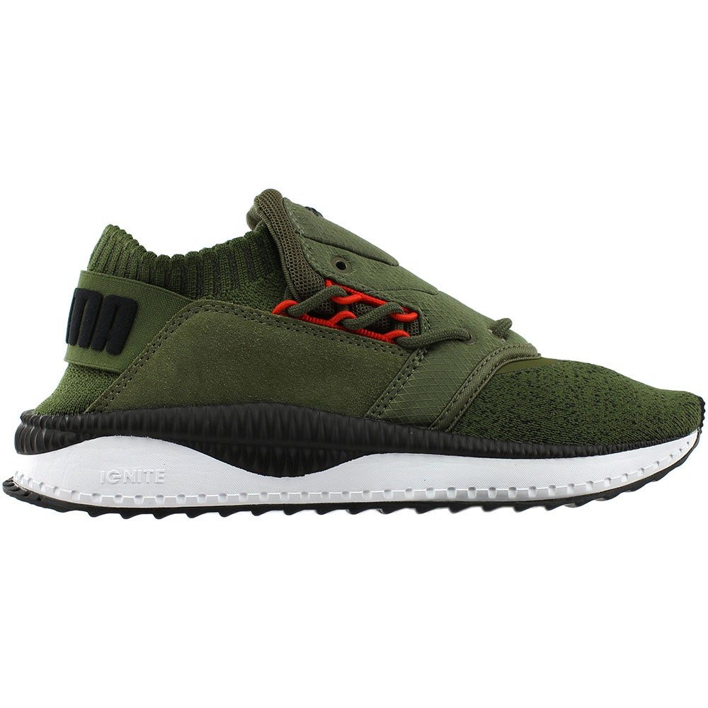 804142c2425fde Details about Puma Tsugi Shinsei Nocturnal Sneakers - Green - Mens