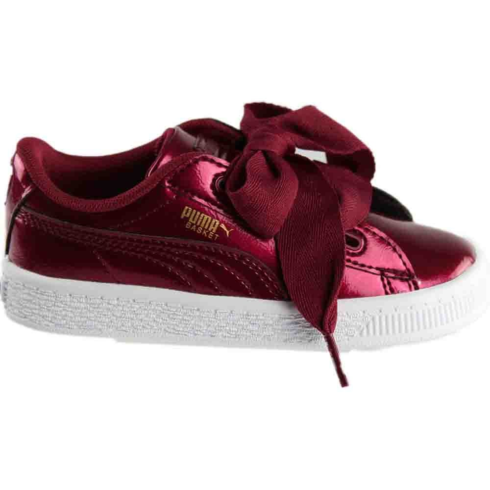 Puma BASKET HEART GLAM INF