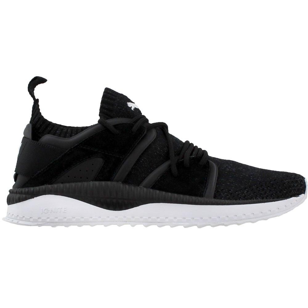 Details about Puma Tsugi Blaze Evoknit Sneakers Black - Mens - Size 7 D fdaa02fe9