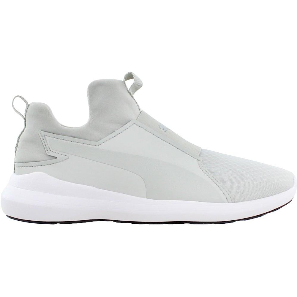 0525dfdfcf5bc9 Puma Rebel Mid Sneakers Grey - Womens - Size 11 B 190274950900