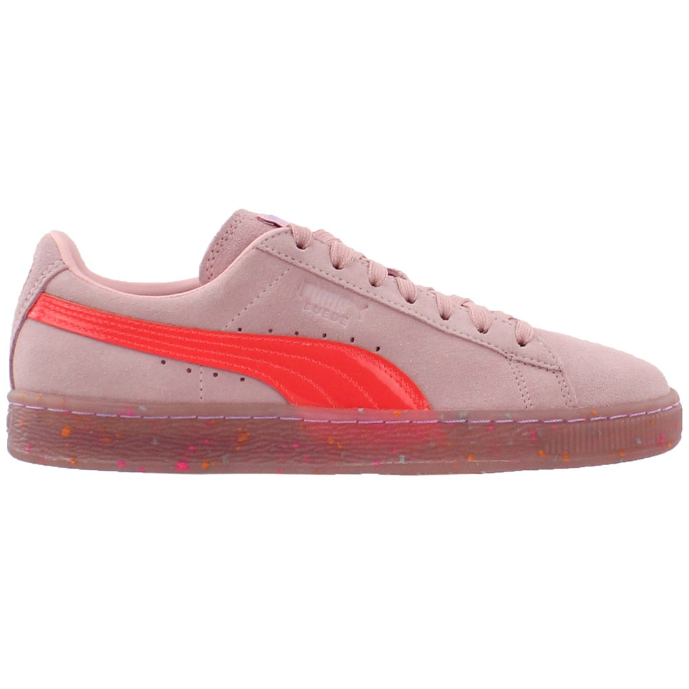 77268399b7ae Details about Puma Suede x Sophia Webster Sneakers - Pink - Womens