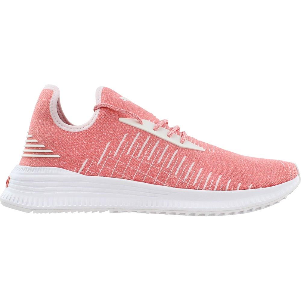 6dd93f193a0c29 Details about Puma Avid Evoknit Sneakers - Pink - Mens