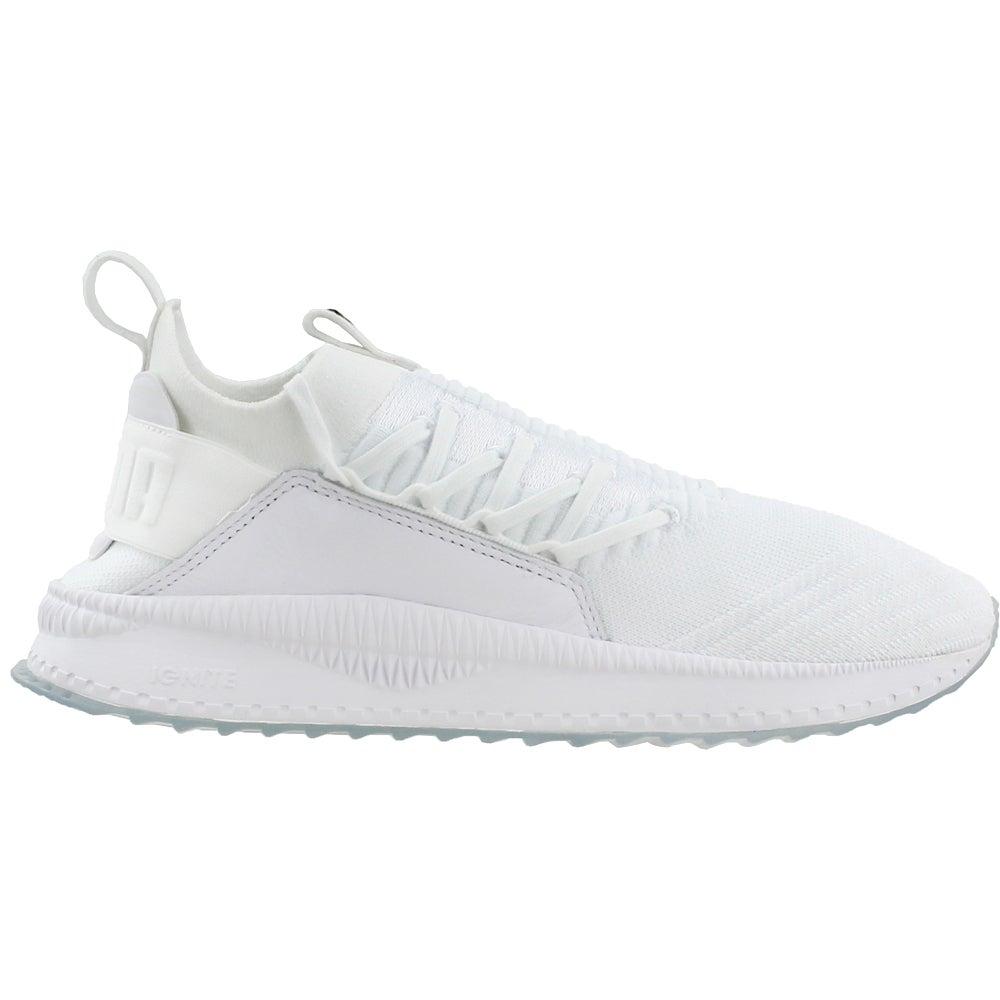 98189edc00d Details about Puma Tsugi Jun Sneakers - White - Mens