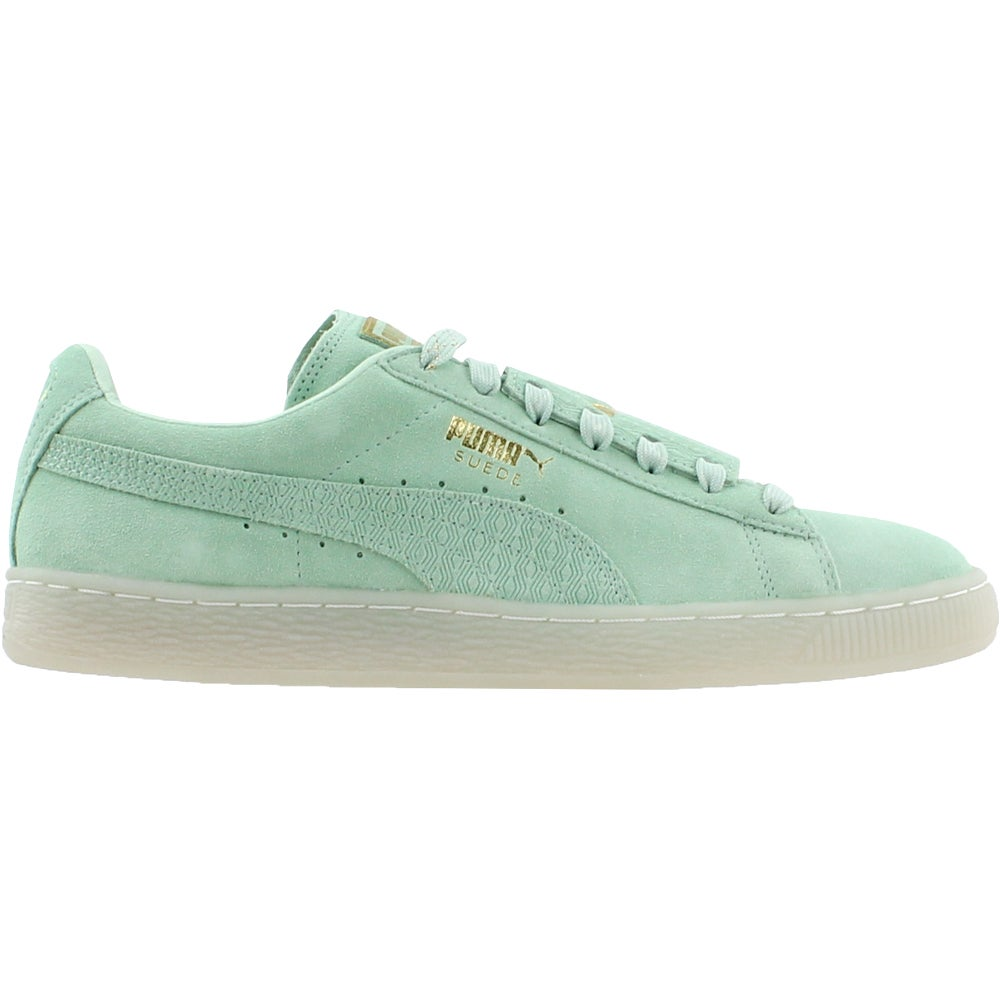 29d6eae883ab Details about Puma Suede Epic Remix Sneakers - Green - Mens