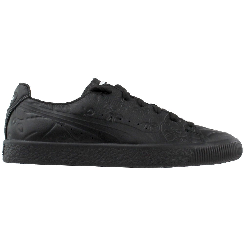 low priced c3e7b 82550 Details about Puma Shantell Martin Clyde Raw Sneakers - Black - Mens