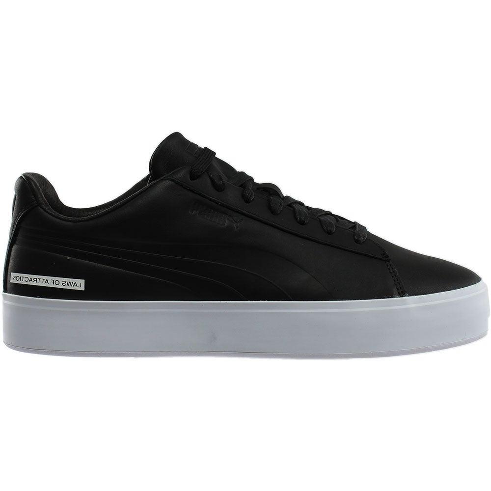 ed1149dce70118 Puma x Black Scale Court Platform Sneakers - Black - Mens