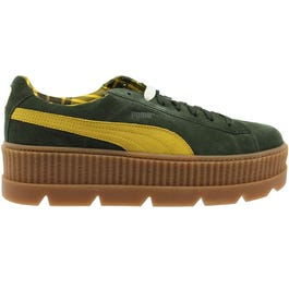 buy online d598d f4e8b Fenty by Rihanna Suede Cleated Creeper