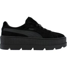 Fenty by Rihanna Suede Cleated Creeper